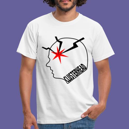 clusterhead png - T-shirt Homme