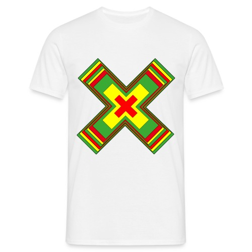 Nuff respect - Men's T-Shirt