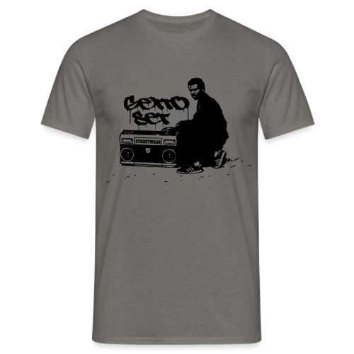 Gettoset Streetwear - Miesten t-paita