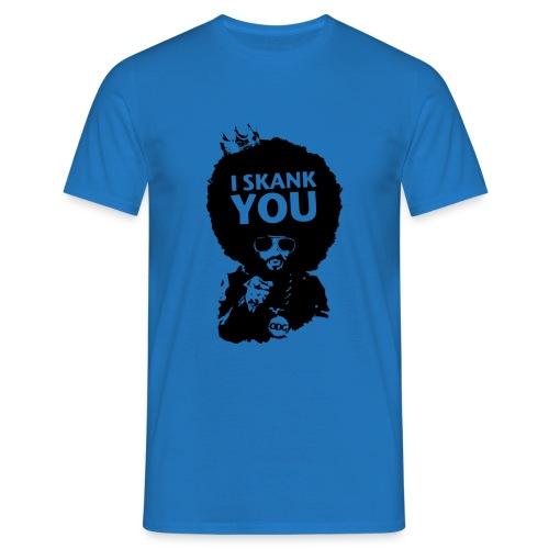 skank youblackvectotshirt2 - T-shirt Homme