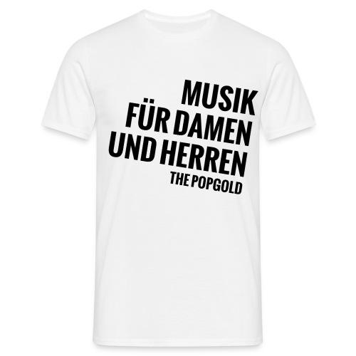 musik - Männer T-Shirt