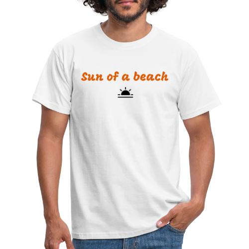 Sun of a beach by PartyShirt - T-shirt Homme