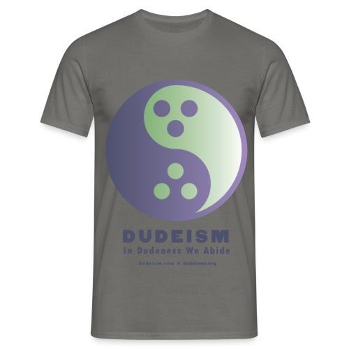 Dudeismo Bowling Ball - Maglietta da uomo