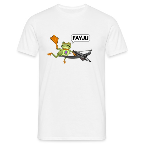 Amazing Frog Crossbow - Men's T-Shirt