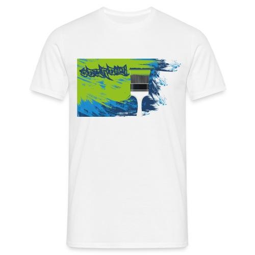 pinsel - Männer T-Shirt