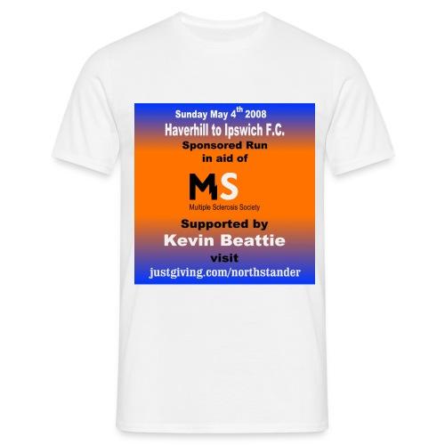 msrun - Men's T-Shirt