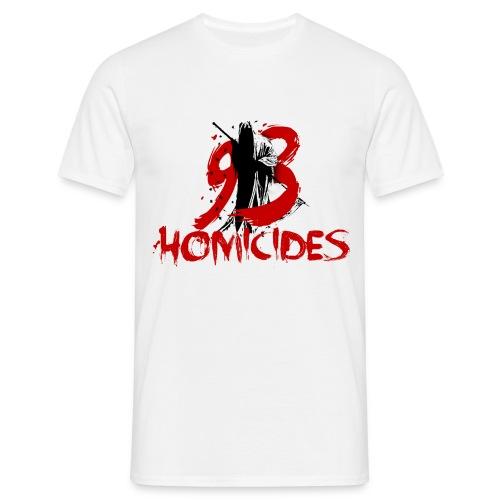 93homicides - T-shirt Homme