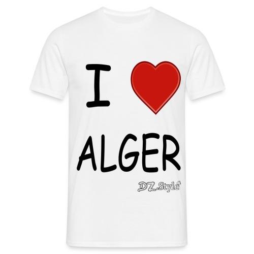 alger - T-shirt Homme