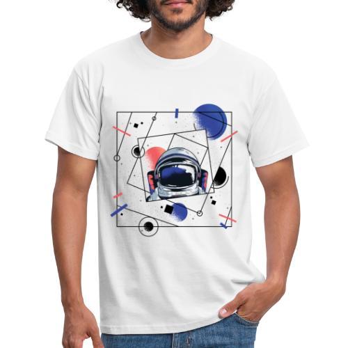 Beste Astronaut Weltraum Designs - Männer T-Shirt