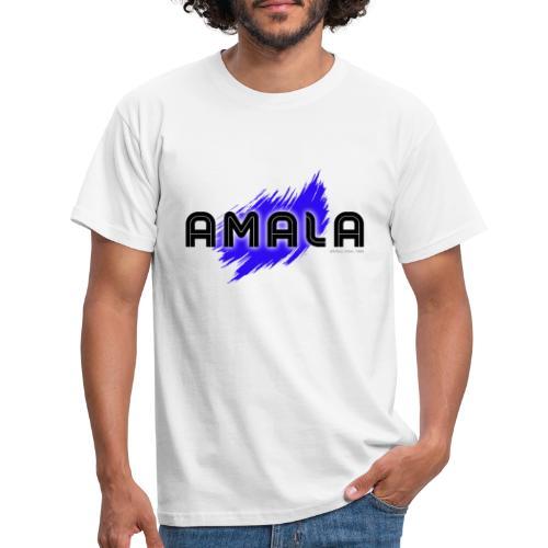 Amala, pazza inter (bianca) - Maglietta da uomo