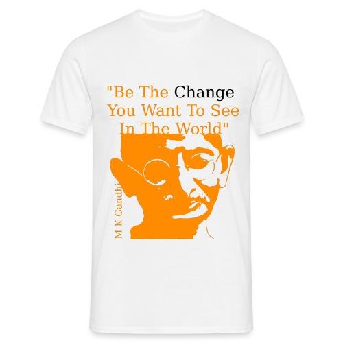 changeorange e - Men's T-Shirt