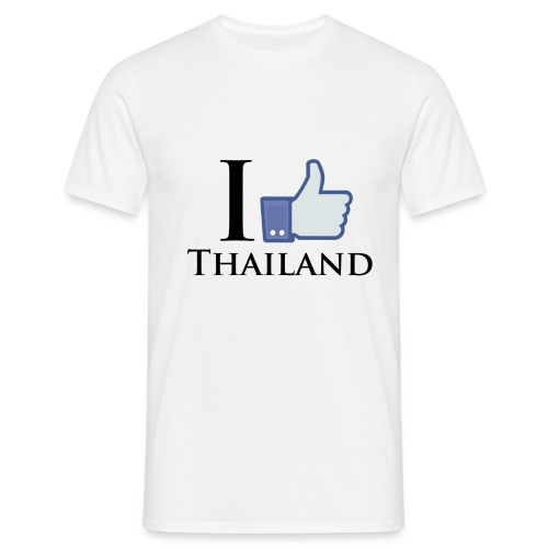 Like Thailand Weiss - Men's T-Shirt
