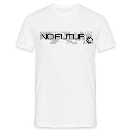 No futur NOIR 01 - T-shirt Homme