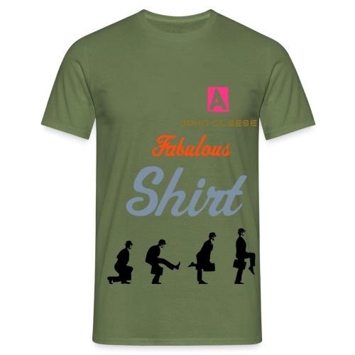 fab shirt new 43 - Men's T-Shirt