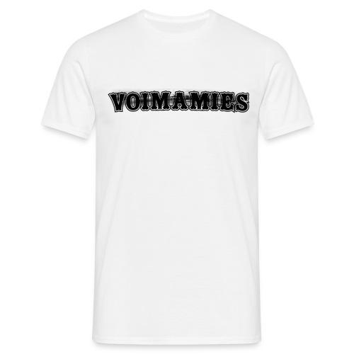 voimamies - Miesten t-paita