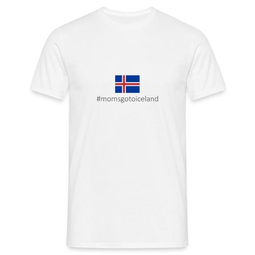 Iceland - Men's T-Shirt