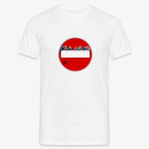 ultimo accesso - Maglietta da uomo