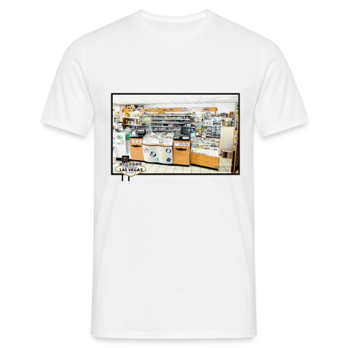 LE FRANCAIS A LAS VEGAS 2 png - T-shirt Homme