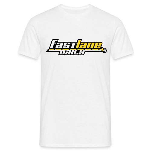 new fld logo3c - Men's T-Shirt