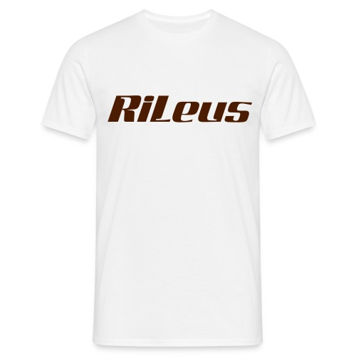 logo rileus - Männer T-Shirt