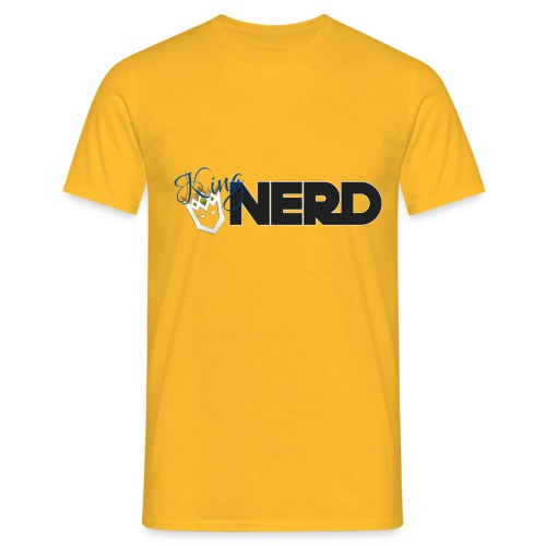 King-Nerd - Men's T-Shirt