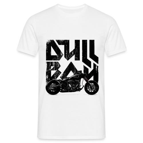 Dull Boy black - T-skjorte for menn