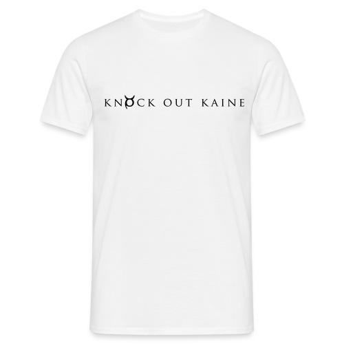 knockoutkaineblack - Men's T-Shirt