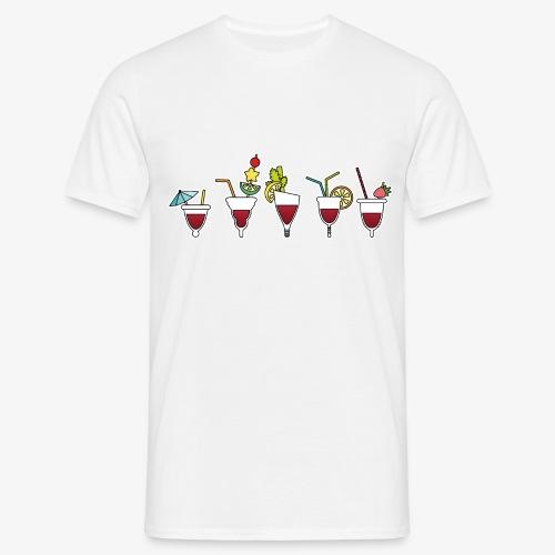 Soirée cuptails - T-shirt Homme