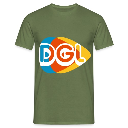 Demy's Guitar Lessons - Men's T-Shirt