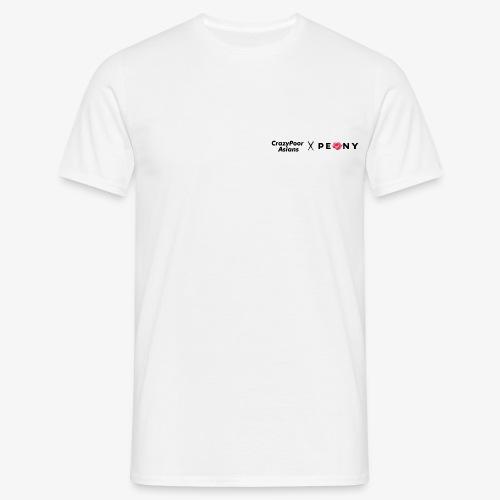 CPA x Peony - Männer T-Shirt