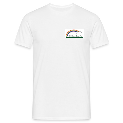 mctlogosml - Men's T-Shirt