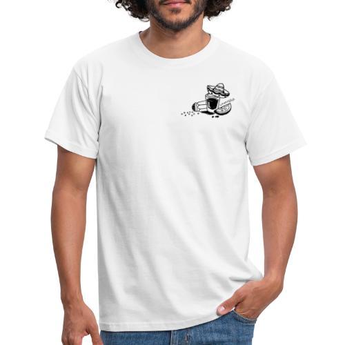 Zeit für Siesta - Männer T-Shirt