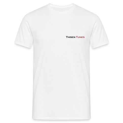 Thisen Tunes - Herre-T-shirt