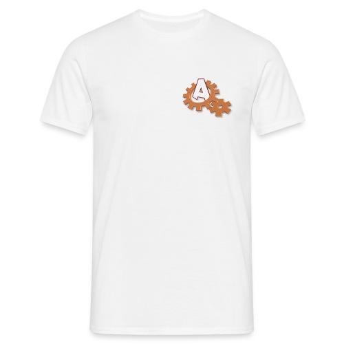 Treff Retro-Logo - Männer T-Shirt