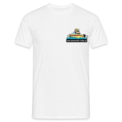 bootsverleih lindau - Männer T-Shirt