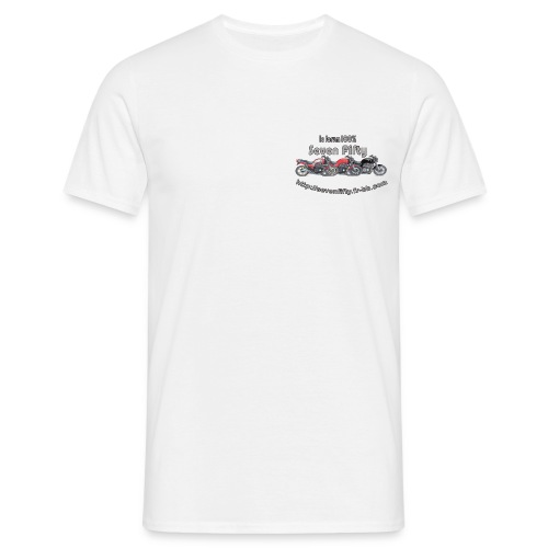 logo forum - T-shirt Homme