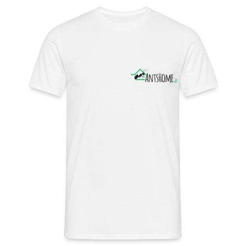 AntsHome Single Branding - Männer T-Shirt