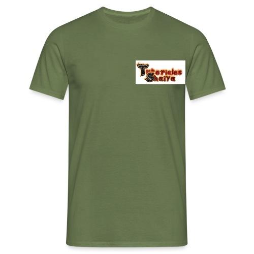 Logo Tutoriales Shaiya - Camiseta hombre