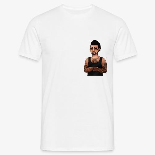 FRANKHAGNERMEKONOMEN4 - T-shirt herr