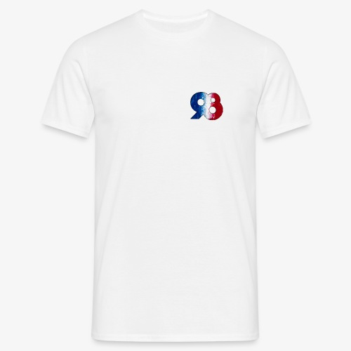1998 - T-shirt Homme