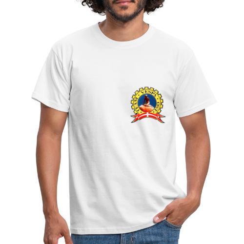 Team Vespa Øst logo - Herre-T-shirt