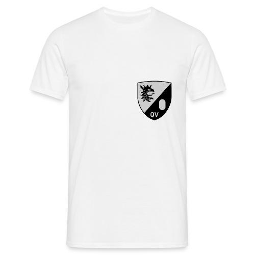 QV Hemvaern slutkorr - T-shirt herr