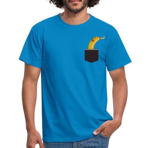 Banane in der Tasche - Männer T-Shirt