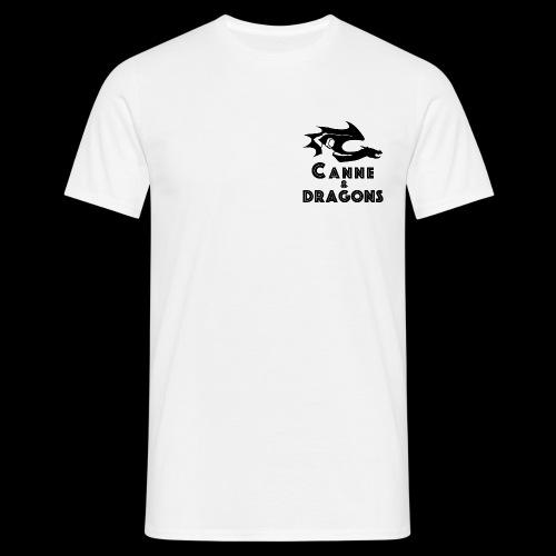logoC D N B2 - T-shirt Homme