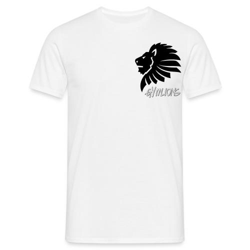 Gymlions T-Shirt - Männer T-Shirt