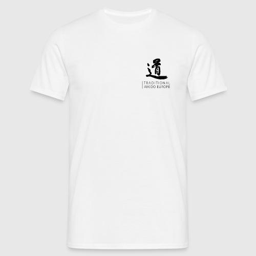 TAE logo DO black - Men's T-Shirt