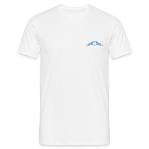 Doktor Herz - Männer T-Shirt