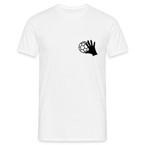 Handballhand - Männer T-Shirt