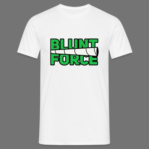 Blunt Force Design - Men's T-Shirt