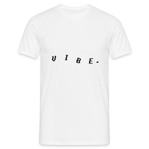 VIBE. 'VIBE.' Black Design - Men's T-Shirt